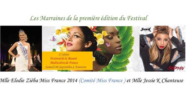 Le Festival de la Beauté Multicolore de France aura lieu le 06 septembre 2014