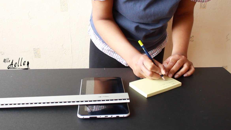 Diy rentr e 3 fabriquer un support pour tablette - Fabriquer un support pour tablette ...