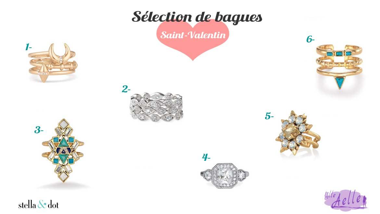 Saint-Valentin : ma sélection Stella & Dot