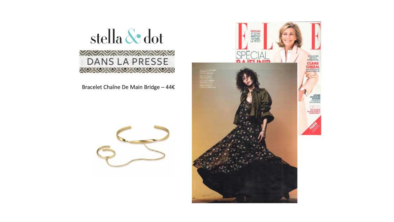 Stella & Dot dans la Presse - Février 2016