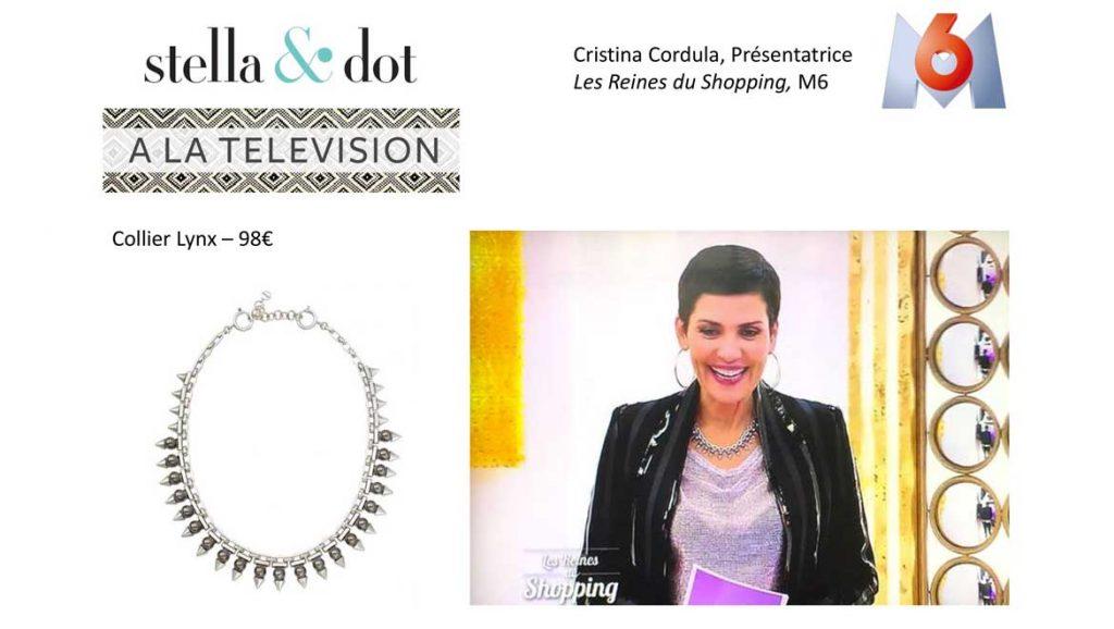 Stella & Dot dans la Presse, sur le Web et à la Télévision - Juin 2016