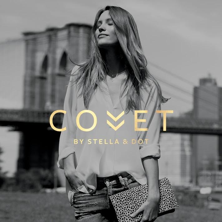 COVET la nouvelle gamme de Stella & Dot suscite la convoitise !