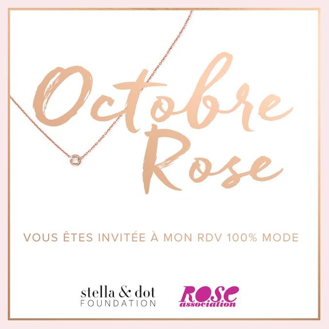 Octobre Rose - Soutenez les patientes atteintes du cancer du sein