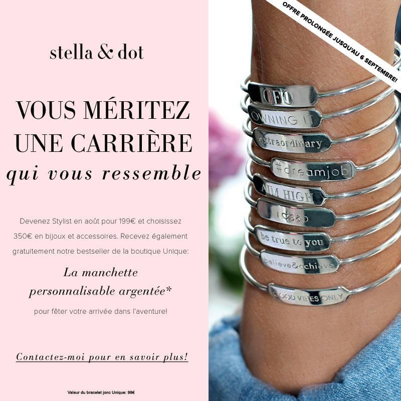 COVET la nouvelle gamme Stella & Dot qui suscite la convoitise !