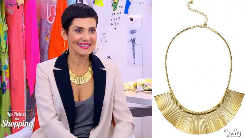 Stella & Dot : les nouveaux colliers favoris de Cristina Córdula !