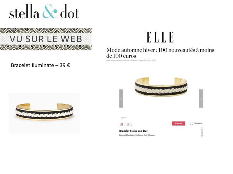 Stella & Dot dans les médias - Novembre 2016