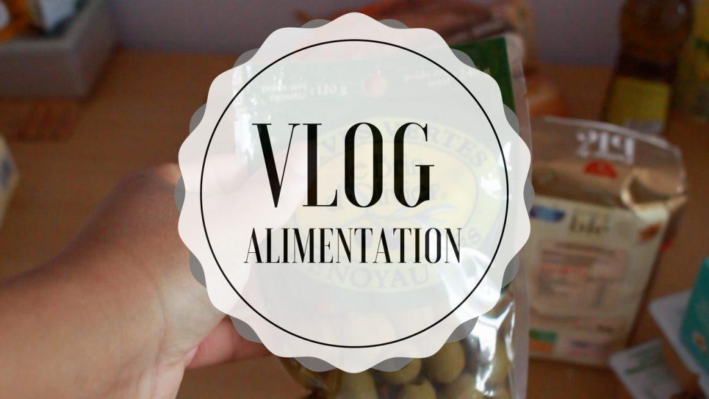 Vlog #1 Mon alimentation semi végétarienne
