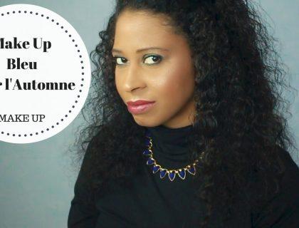 Make up automnal avec la Palette Moodstruck Addiction 4 Younique