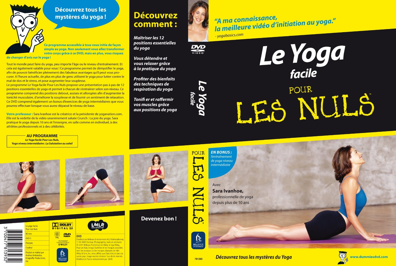 Comment j'ai appris le yoga avec le DVD
