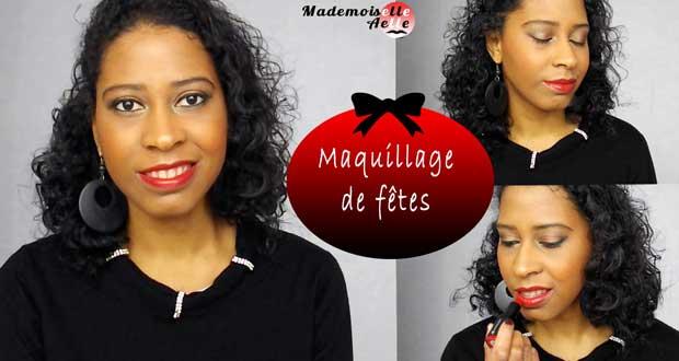 Maquillage de fêtes #2