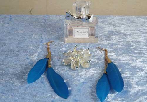 Les jolis bijoux de Bijoux Chérie