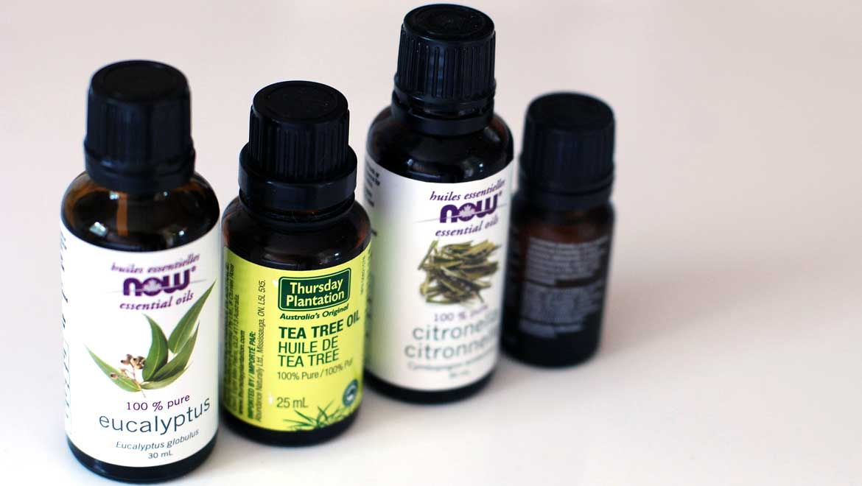Le top 6 des huiles essentielles indispensables en été !