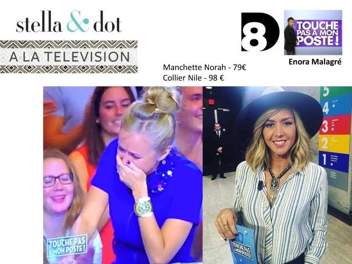 Les célébrités et la presse raffolent de Stella & Dot !