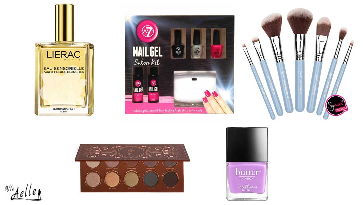 Ma wishlist de Noël sur The Beautyst