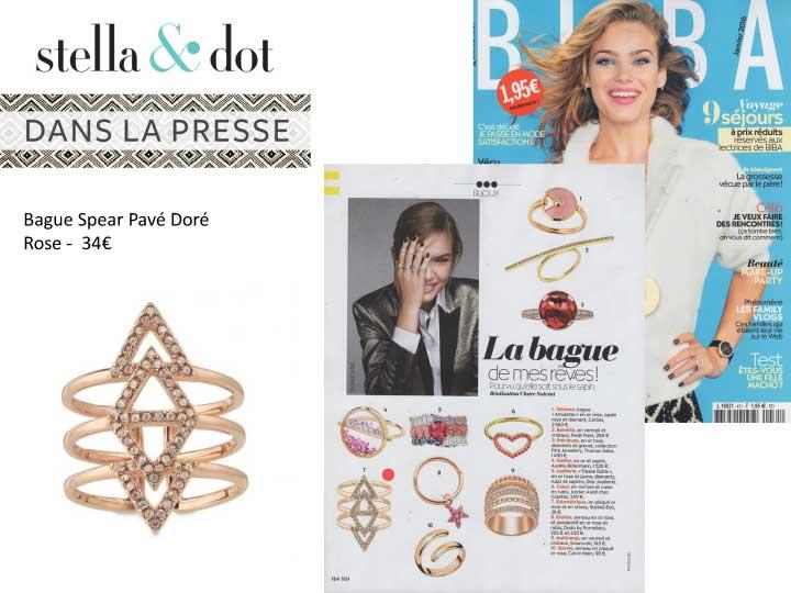 Stella & Dot : les pièces favorites de la presse et des stars - Décembre 2015