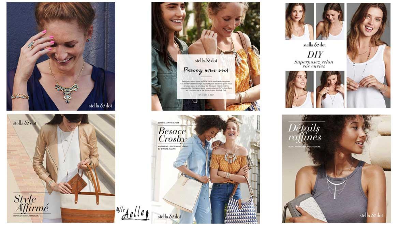 Découvrez en exclusivité la Collection Printemps de Stella & Dot !