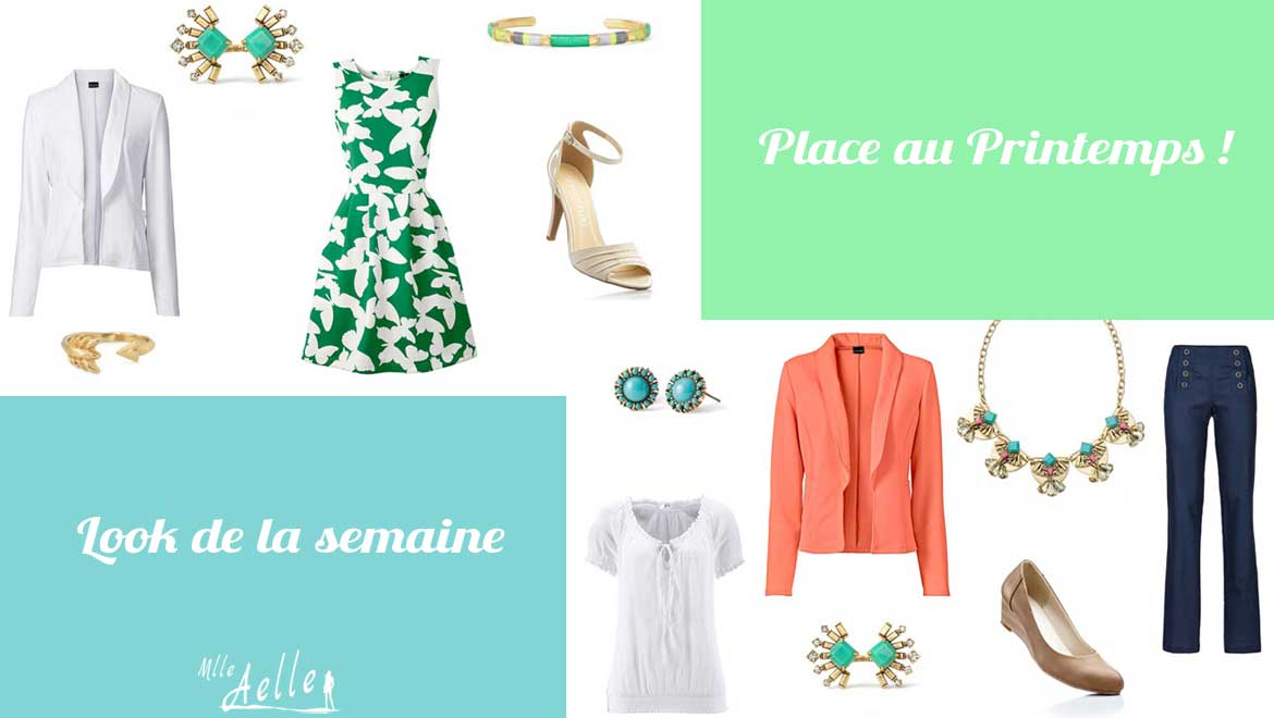 Look de la semaine : Place au Printemps !