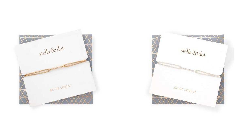 Concours : un Bracelet Wishing Pavé Stella & Dot à gagner !