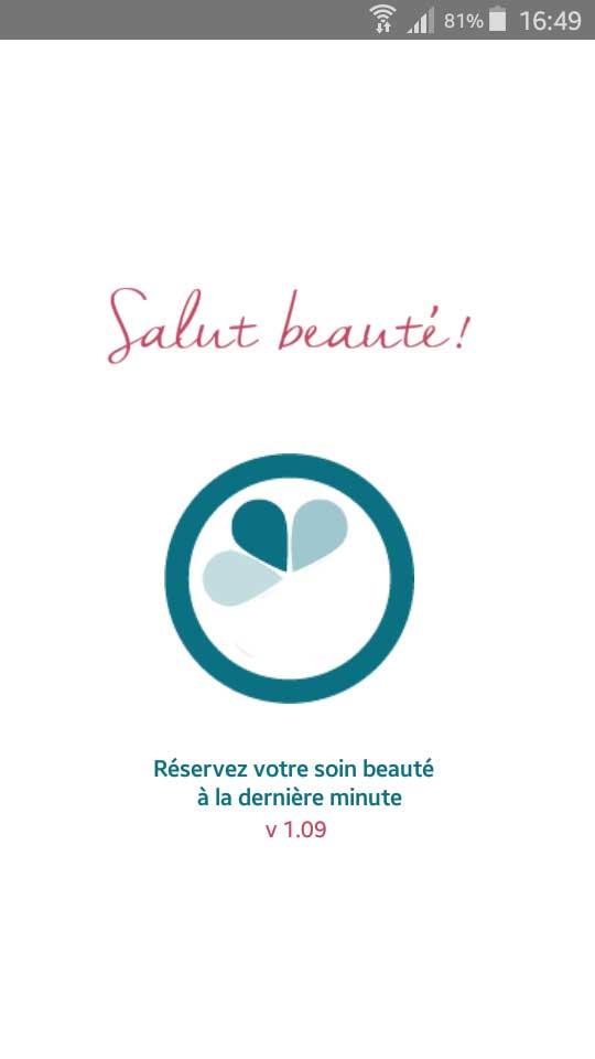 J'ai testé pour vous POURMOI la 1ère appli de réservation de soins beauté & bien‐être !