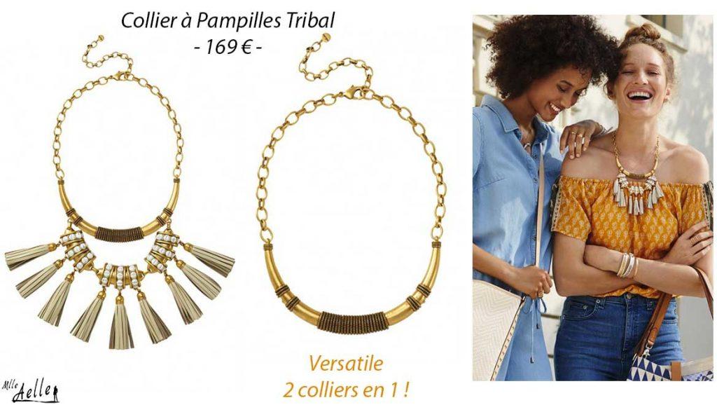 Cristina Córdula a encore craqué pour les bijoux Stella & Dot !