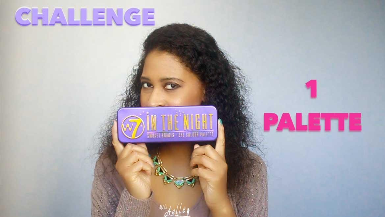 Challenge Une Palette