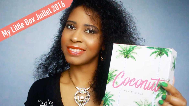 My Little Box Juillet 2016 en partenariat avec Stella & Dot