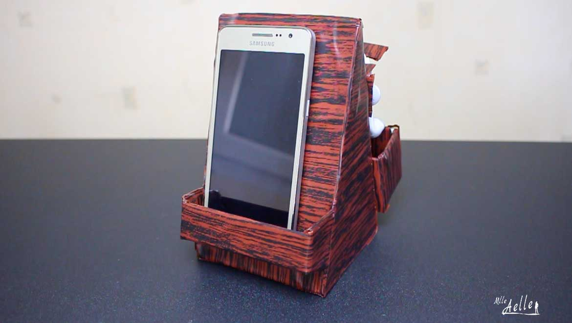 DIY - Support pour Smartphone