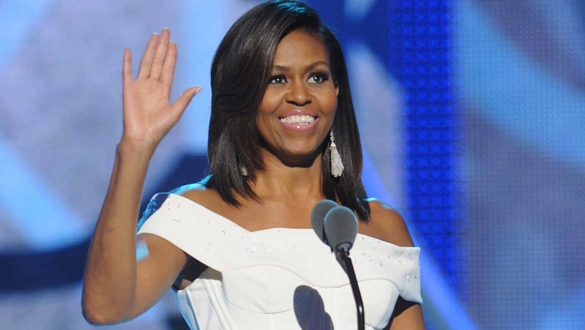 Get The Style : Michelle Obama