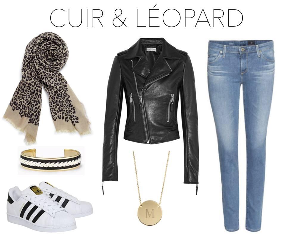 La tendance léopard