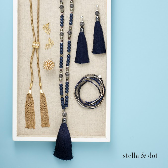 Stella & Dot : Collection Capsule Printemps 2017