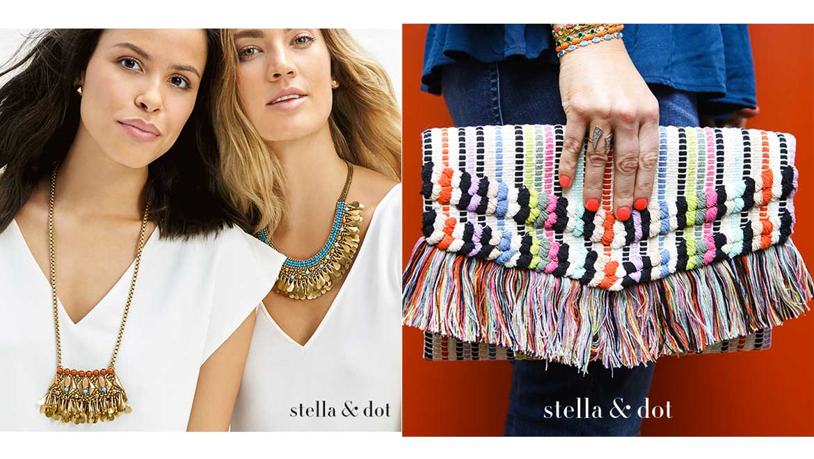 Stella & Dot : lancement de la Collection Été 2017 !