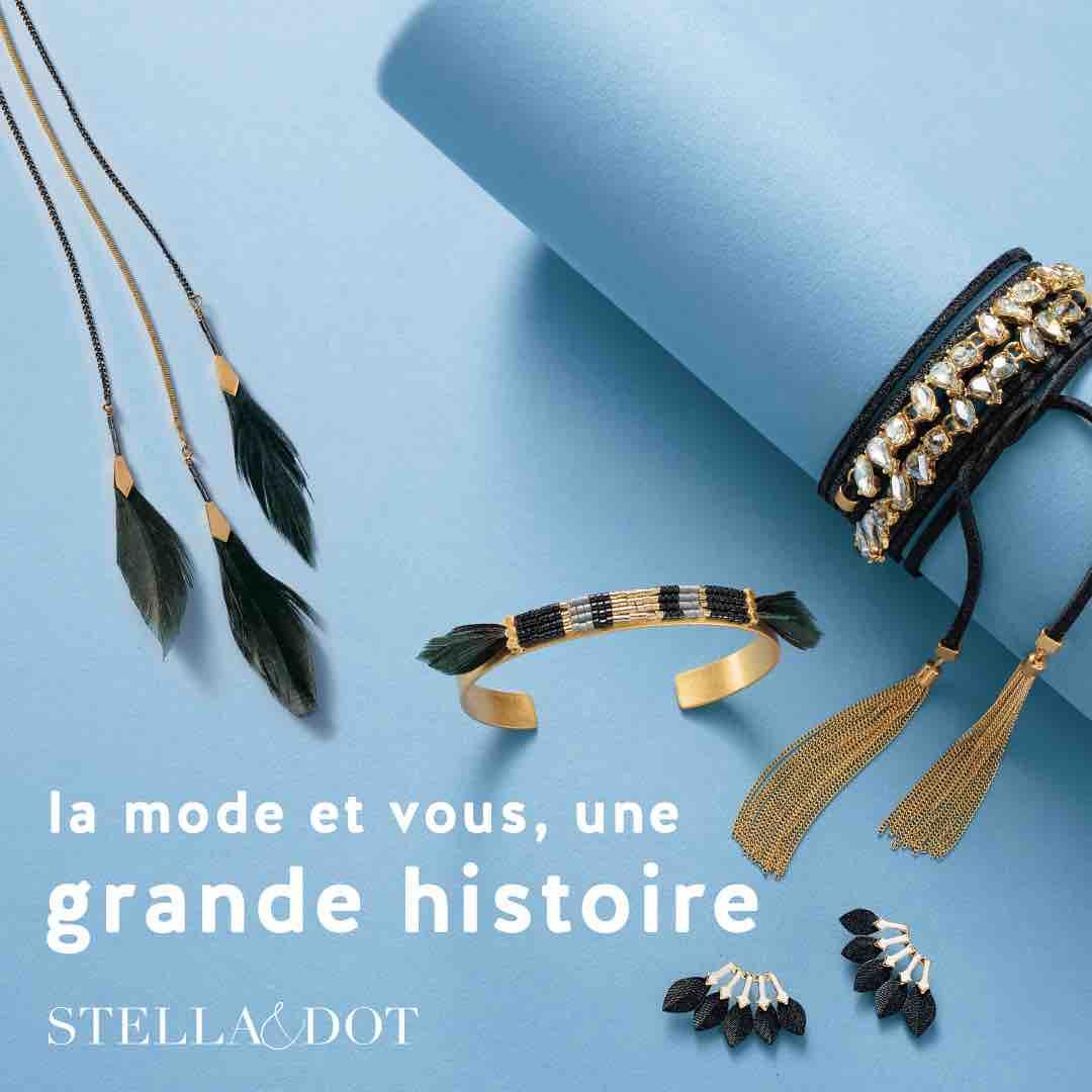 La collection automne 2017 Stella & Dot est enfin disponible !