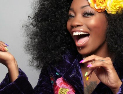 5 maquillages canons pour peaux noires sur Pinterest