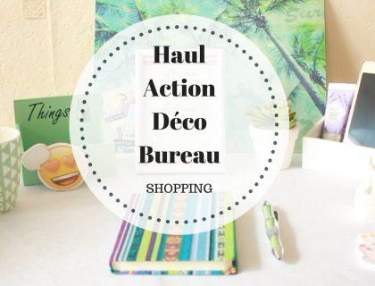Haul Action Déco Bureau