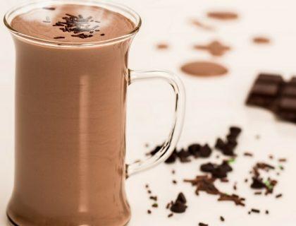 Chocolat Chaud Pour Le Goûter