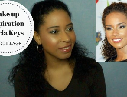 Make up Inspiration Alicia Keys