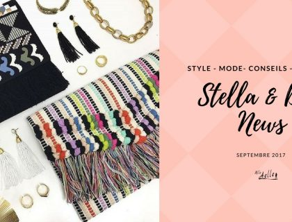 News Stella & Dot - Septembre 2017