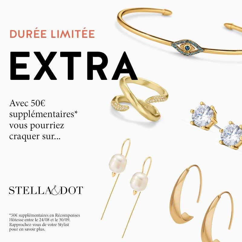 News Stella & Dot - septembre 2017