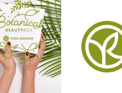 La Botanical Beauty Box, la box beauté d'Yves Rocher