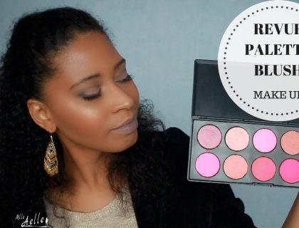 Revue Palette de Blush Amazon