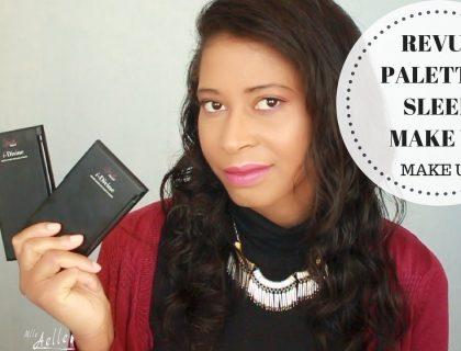 Revue | Palettes Sleek Make up