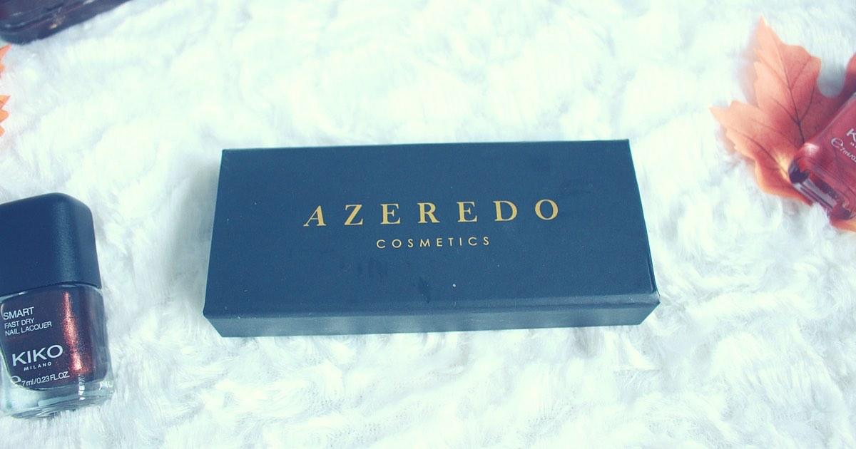 Revue des faux-cils Azeredo Cosmetics