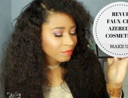 Revue des Faux-cils Flirt Azeredo Cosmetics