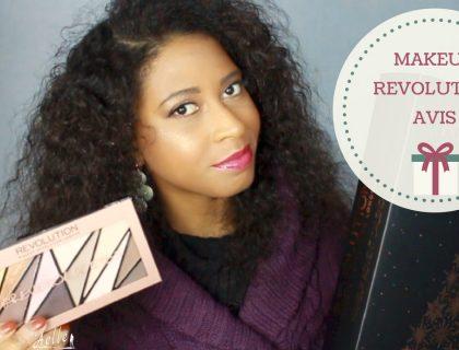 Calendrier de l'Avent Makeup Revolution - Test et Avis