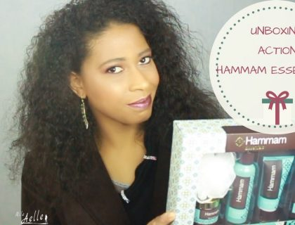 Unboxing Action | Coffret Hammam Essentials
