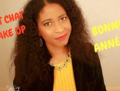 Chit Chat Make Up | Bonne Année Résolutions Projets