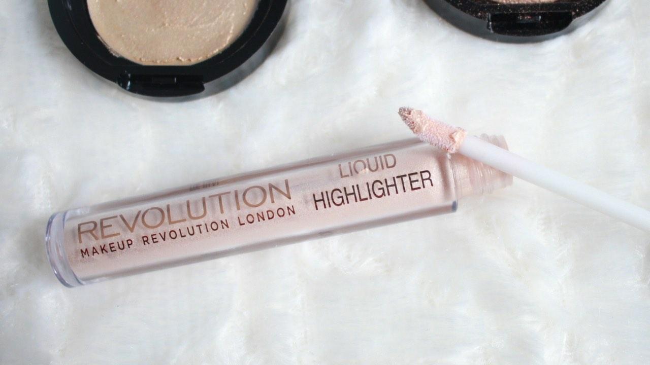 Revue des highlighters Makeup Revolution : top ou flop ?