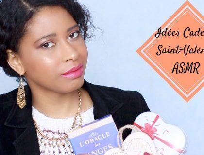 ASMR FR - Idées Cadeaux Saint-Valentin + Citations des Anges