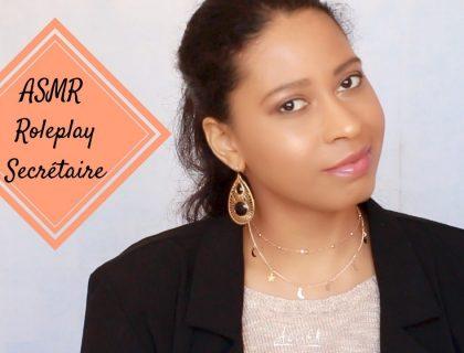 [ ASMR] Roleplay Secrétaire