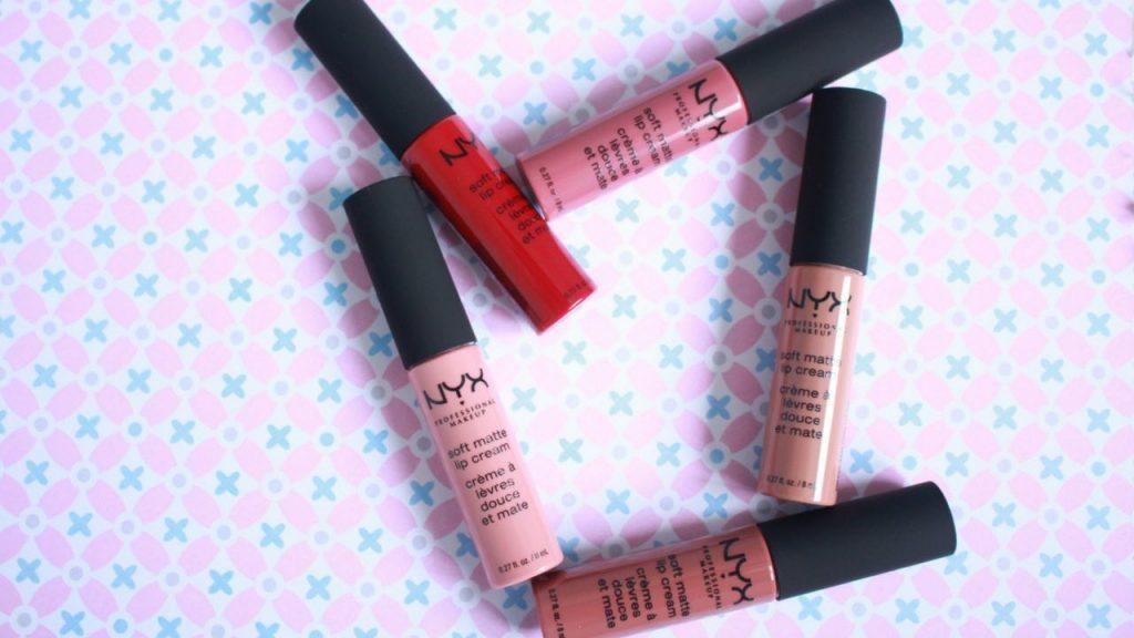 Les nouveautés NYX Cosmetics